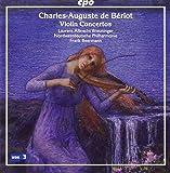 De Beriot: Violin Concertos 2, 4 & 7