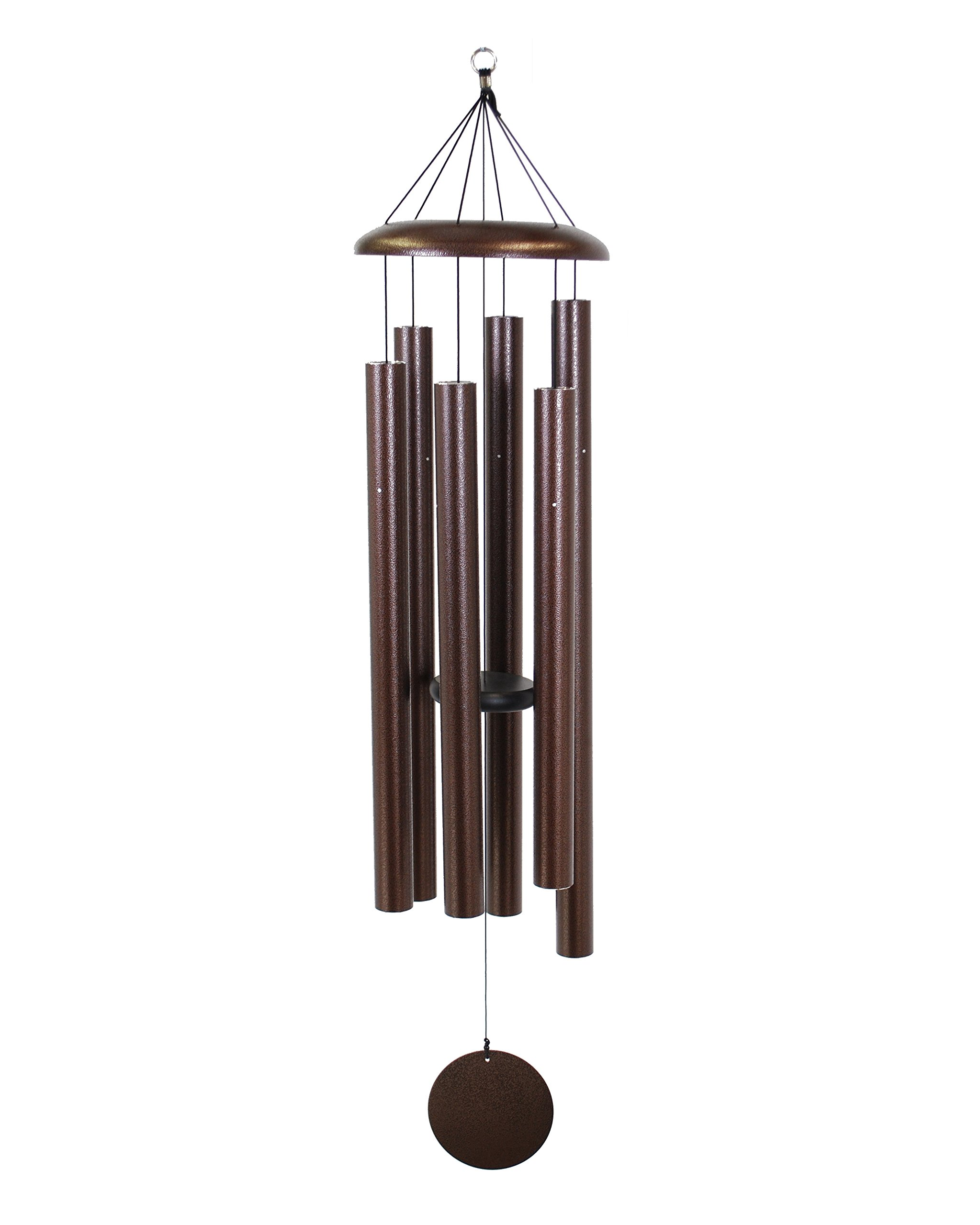 Corinthian Bells 55-inch Windchime, Copper Vein
