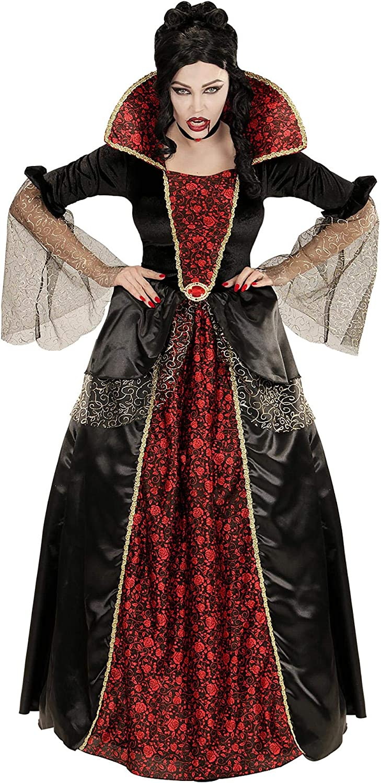 WIDMANN 06184Adultos Disfraz de vampiresa, XL