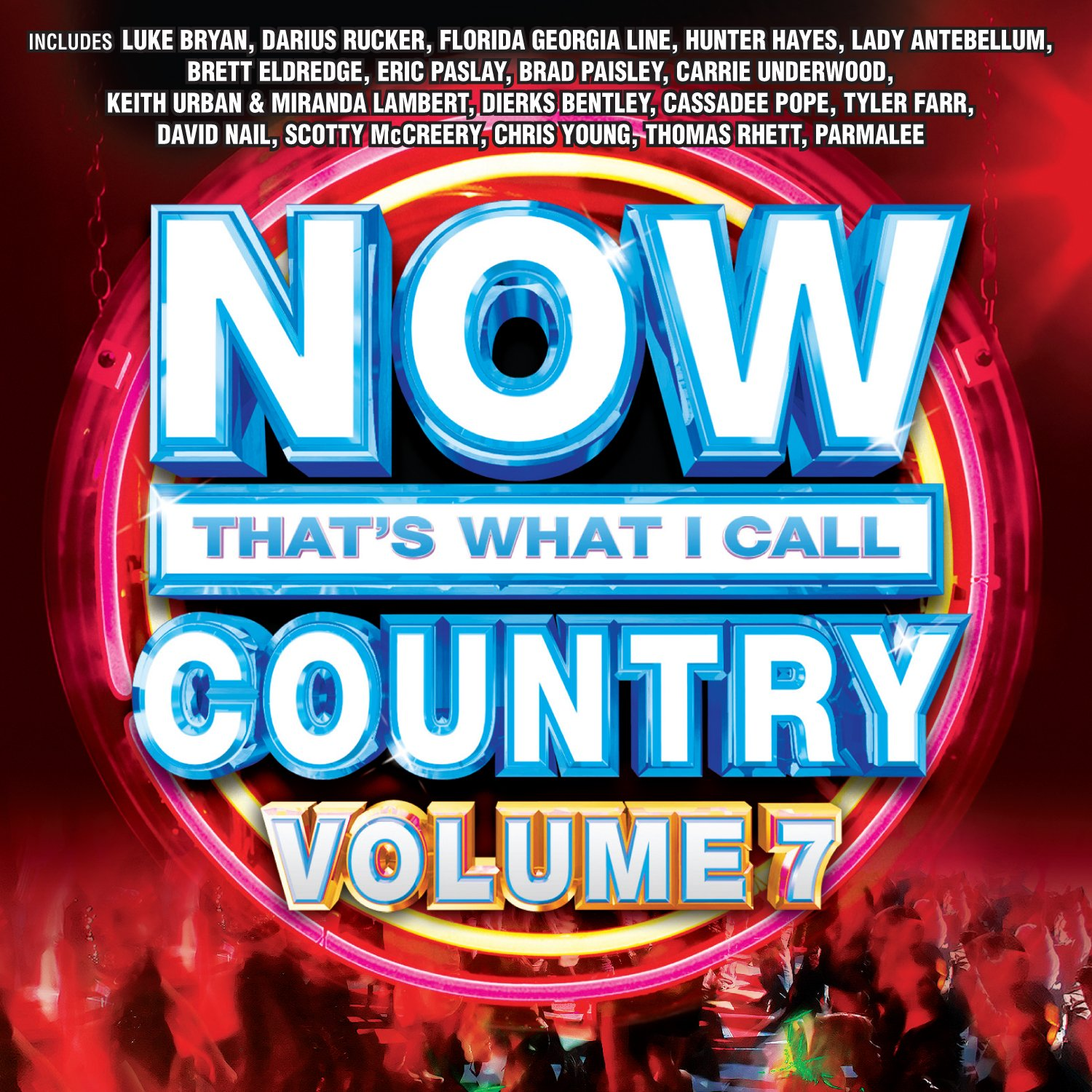 Various Artists - NOW That\'s What I Call Country Vol. 7 - Amazon.com ...