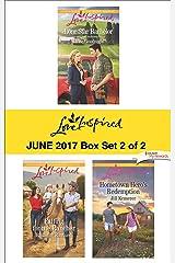 Harlequin Love Inspired June 2017 - Box Set 2 of 2: An Anthology Kindle Edition