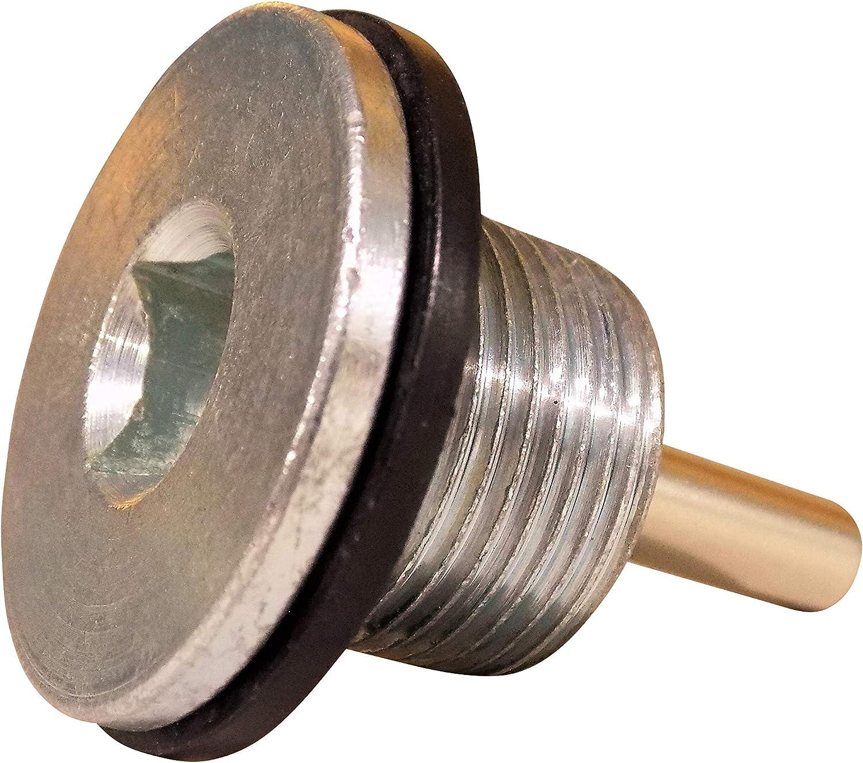 Magnetic Drain Plug for 1994-2001 5.9l Dodge Cummins