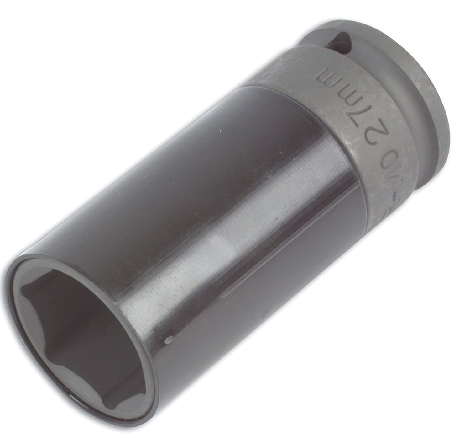 Laser 3641 Alloy Wheel Nut Socket 27mm Tool Connection (EU)
