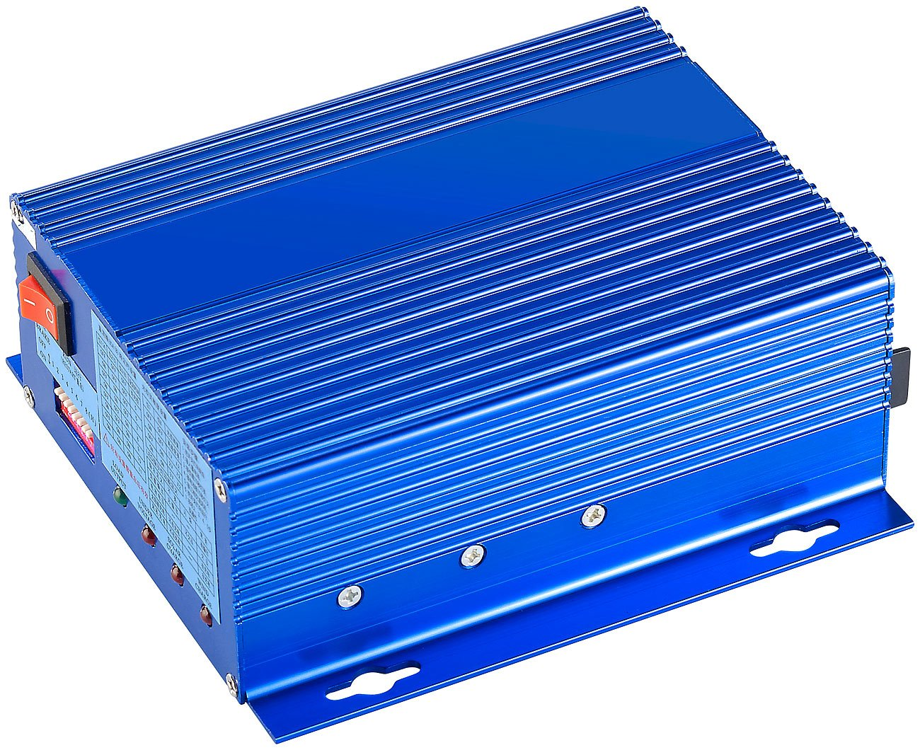 reVolt Wind Laderegler: Windkraft- & Solar-Laderegler fü r 12/24-V-Systeme fü r NC-5696 (Laderegler Windrad)