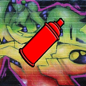 amazon com graffiti spray can painting and drawing application