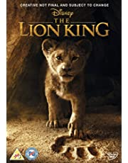 The Lion King DVD [2019]