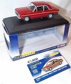Ii Mk2 Rouge Lotus Vanguards Ford Cortina Cames Corgi Couplées jLzMVpSUqG