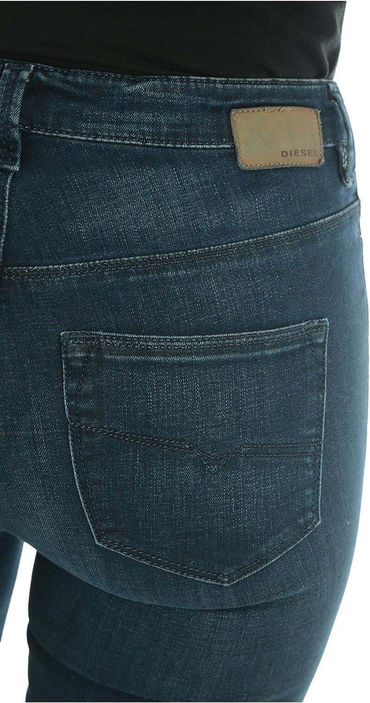 Mujer Diesel Pantalones Para Mujer Ropa Ak Oz Com
