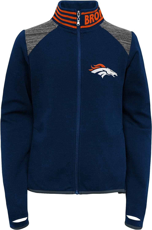 Outerstuff NFL girls Aviator Full Zip Jacket