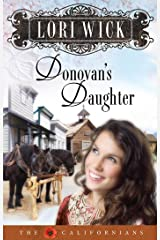 Donovan's Daughter (The Californians Book 4) Kindle Edition