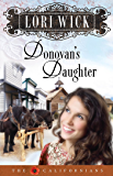 Donovan's Daughter (The Californians Book 4)