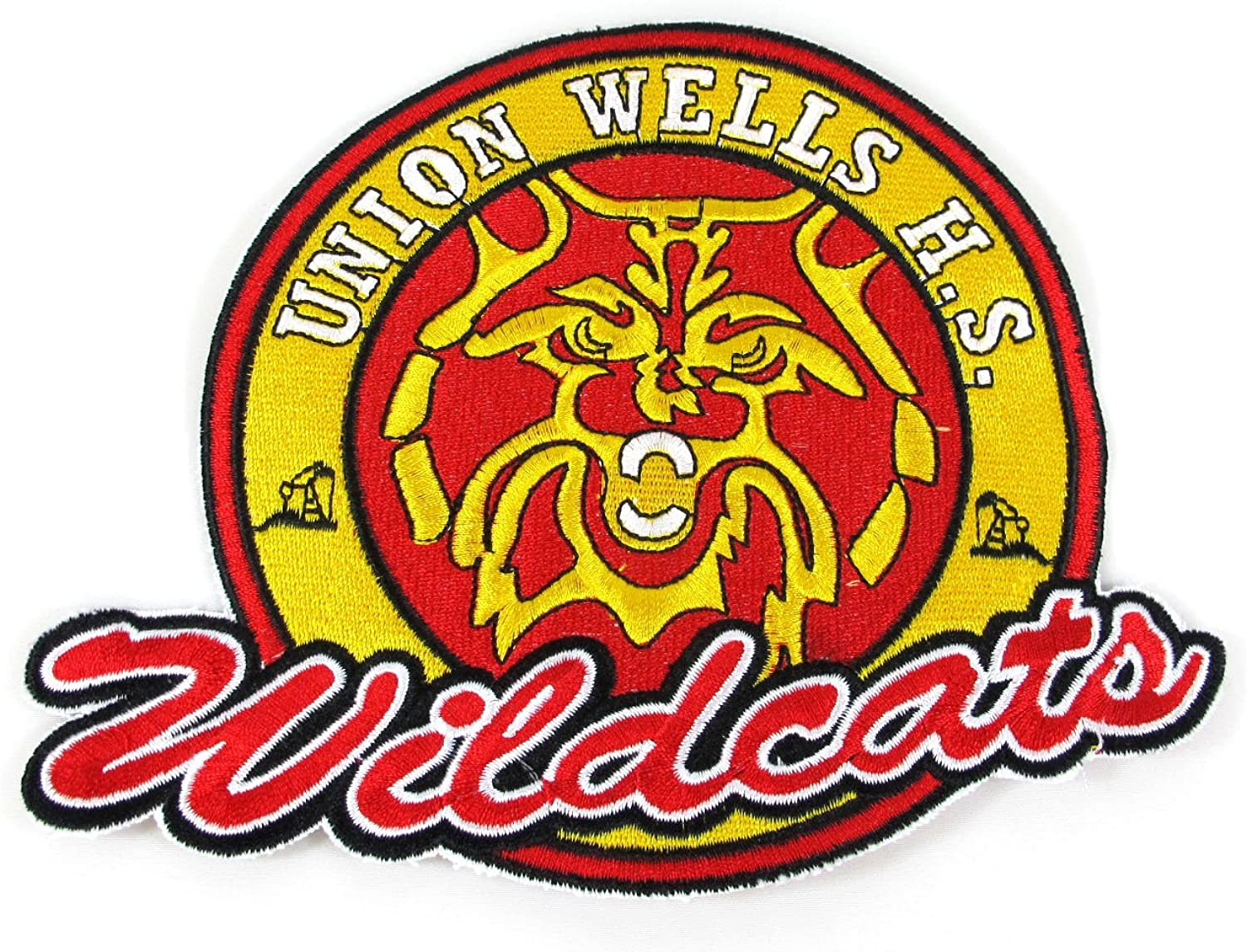 UNION WELLS High PATCH Wildcats Claire Bennet Heroes