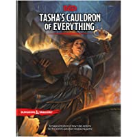 Tasha's Cauldron of Everything (D&d Rules Expansion) (Dungeons & Dragons)