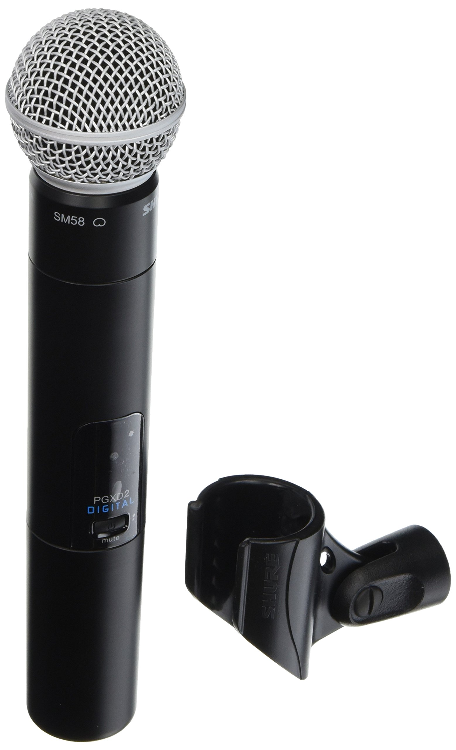 shure pgxd2 sm58 x8 digital handheld wireless transmitter with sm58 microphone techadict. Black Bedroom Furniture Sets. Home Design Ideas