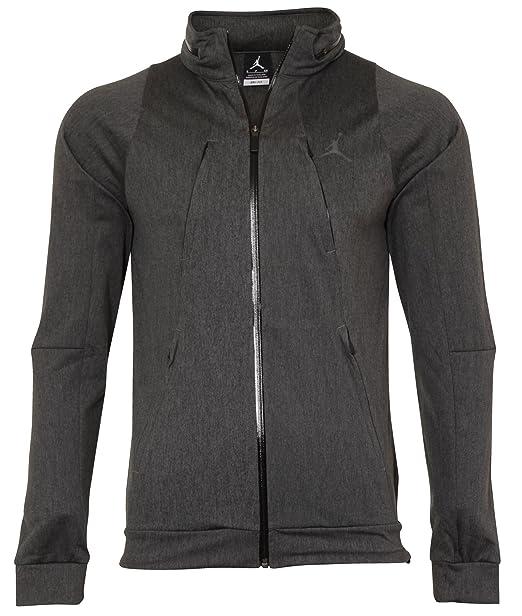 Nike Herren Club Zip Through Hoodies Grau : www