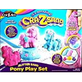 Cra-Z-Art Cra-Z-Sand Glitter Sand Pony Play Set