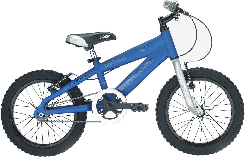 Barracuda BAR100 - Bicicleta Infantil MTB para niño, 4 a 6 años ...