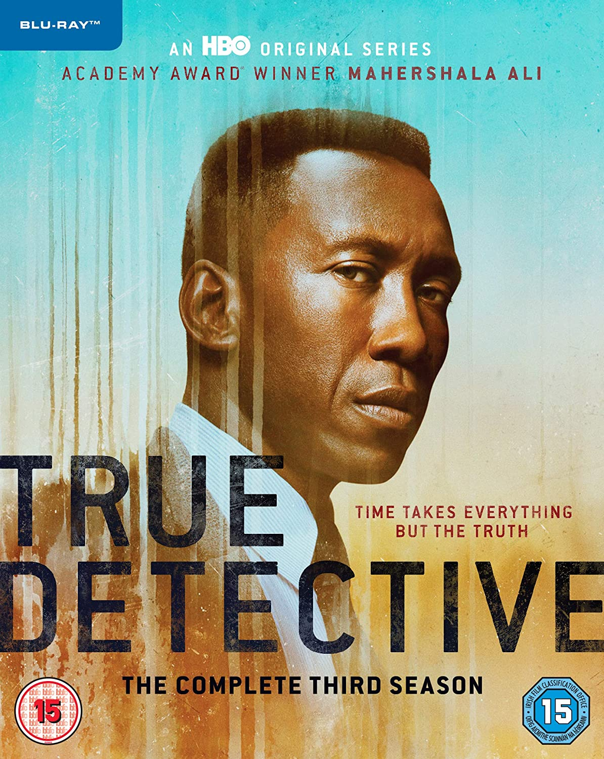 Image result for true detective season 3 blu-ray