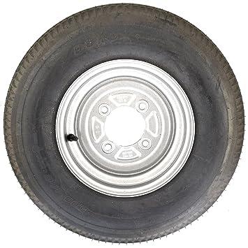 AB Tools Remolque de neumático y Rueda de 5.00-10 Erde Daxara 115mm PCD 4 PLY-TRSP19: Amazon.es: Coche y moto