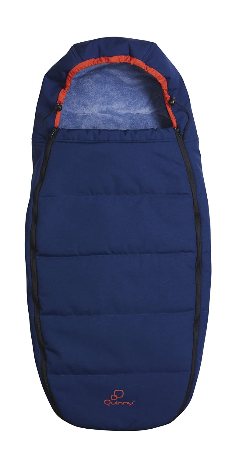 Quinny Footmuff, Electric Blue 81Me7FhjwiL._SL1500_