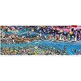 Educa - 13434 - Puzzle Adulte 24000 - La Vie, Le Plus Grand Puzzle du Monde