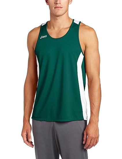25dd3907a6d98 Amazon.com  ASICS Men s Intensity Singlet  Sports   Outdoors