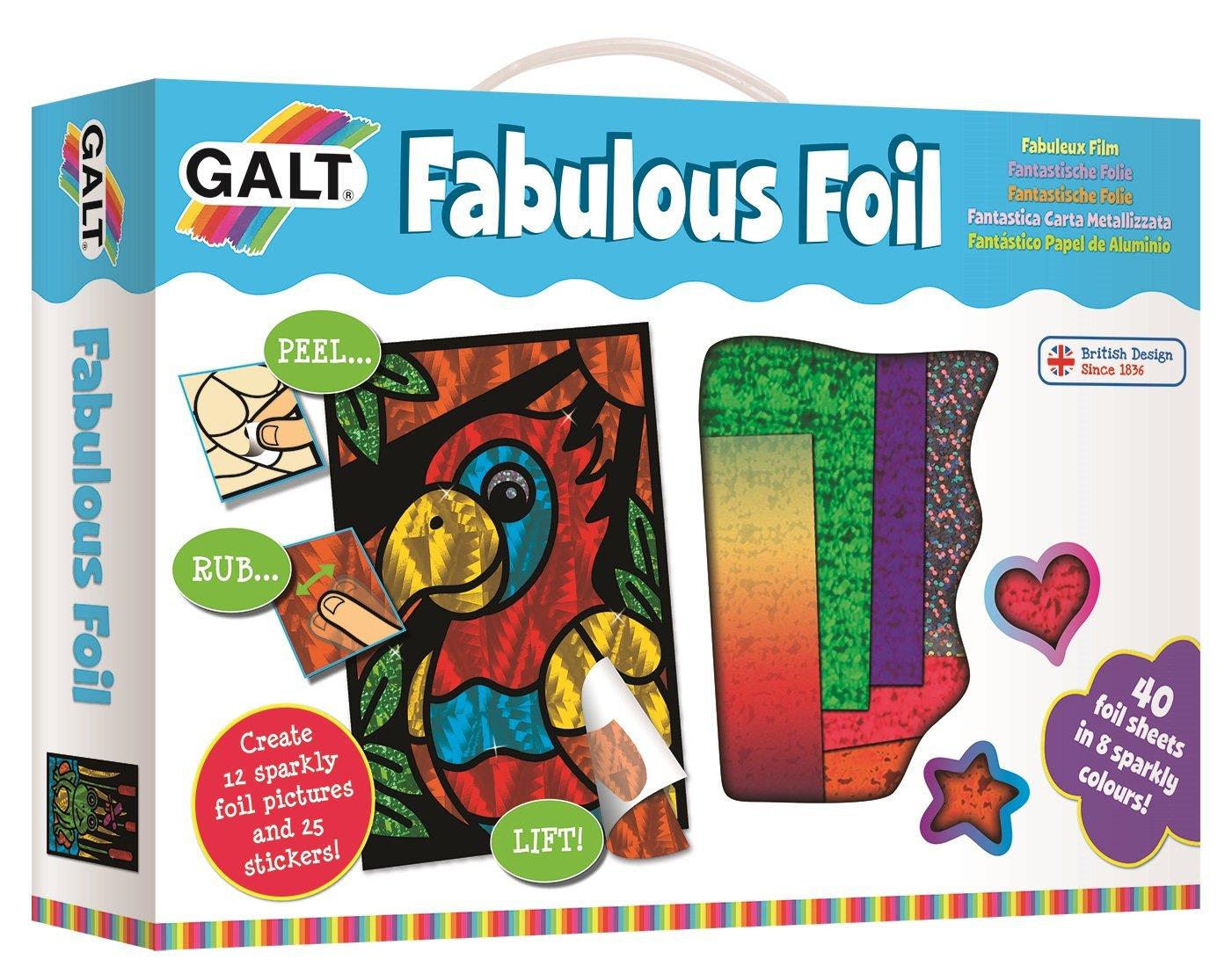 Galt Toys Fabulous Foil Kit