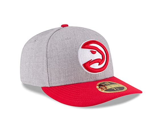 a7dcdc02b5c Amazon.com   New Era NBA Men s Low Profile 59FIFTY Fitted Cap   Sports    Outdoors