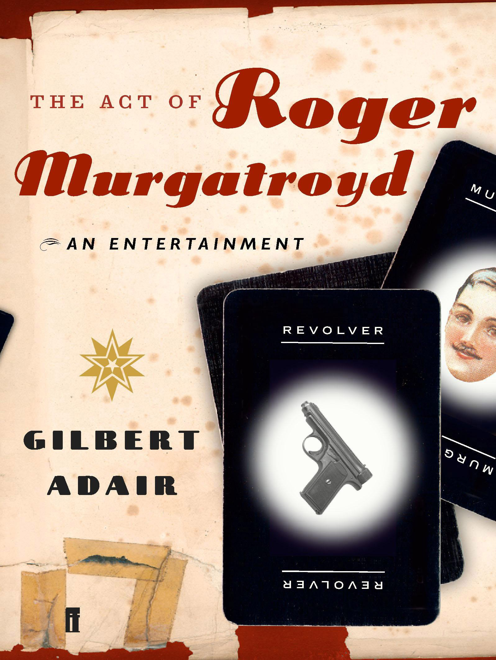 Read Online The Act of Roger Murgatroyd ebook