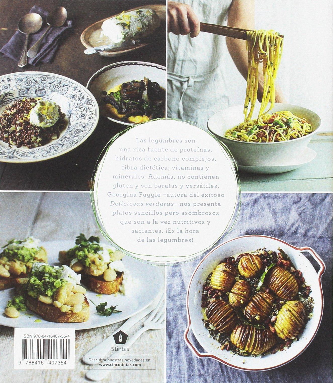 Deliciosas legumbres: Recetas superfáciles y nutritivas con ...