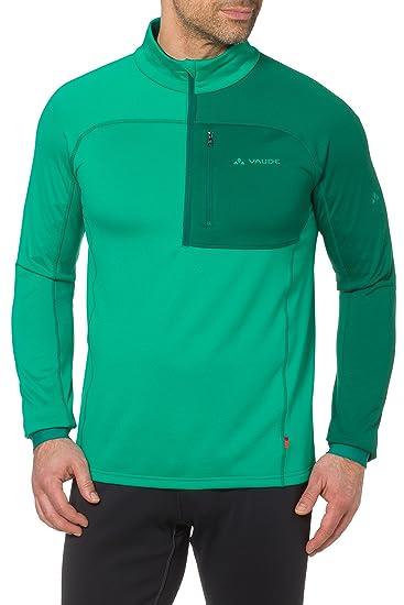 quality design 2ad70 6129d VAUDE Herren Pullover Boe Halfzip: Amazon.de: Sport & Freizeit