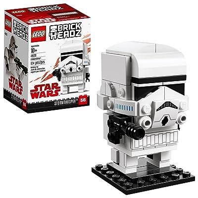 LEGO BrickHeadz Stormtrooper 41620: Toys & Games
