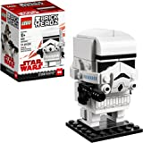 LEGO BrickHeadz Stormtrooper 41620 Building Kit (124 Piece), Multicolor