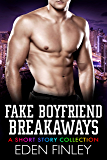 Fake Boyfriend Breakaways: A Short Story Collection (English Edition)