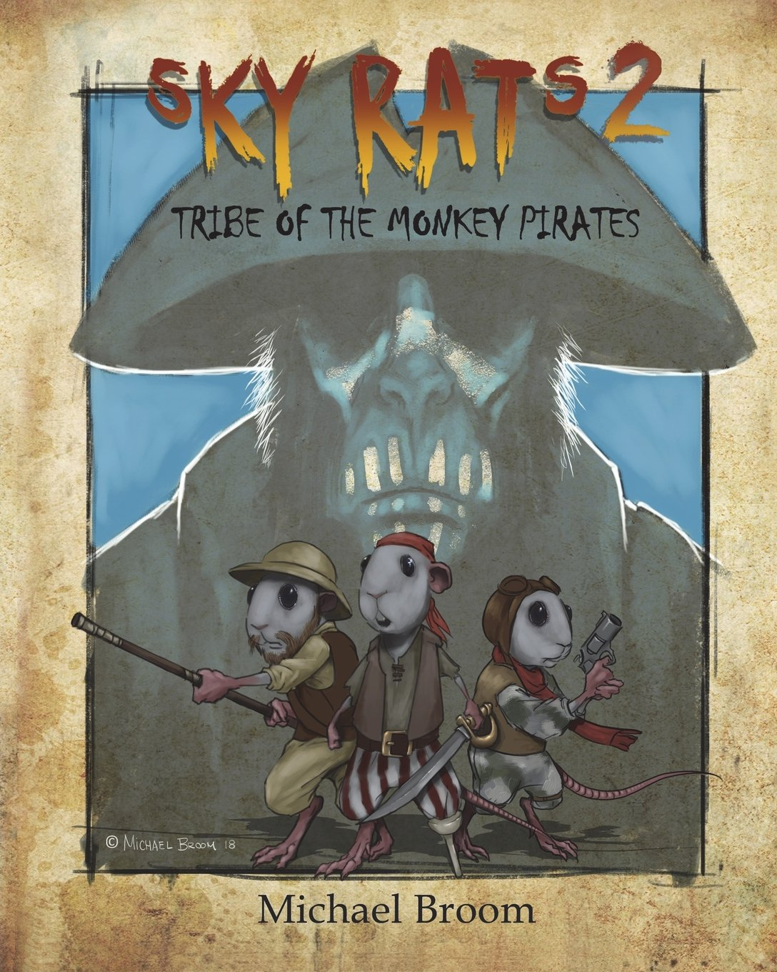 Download Sky Rats 2: Tribe of the Monkey Pirates (Volume 2) pdf