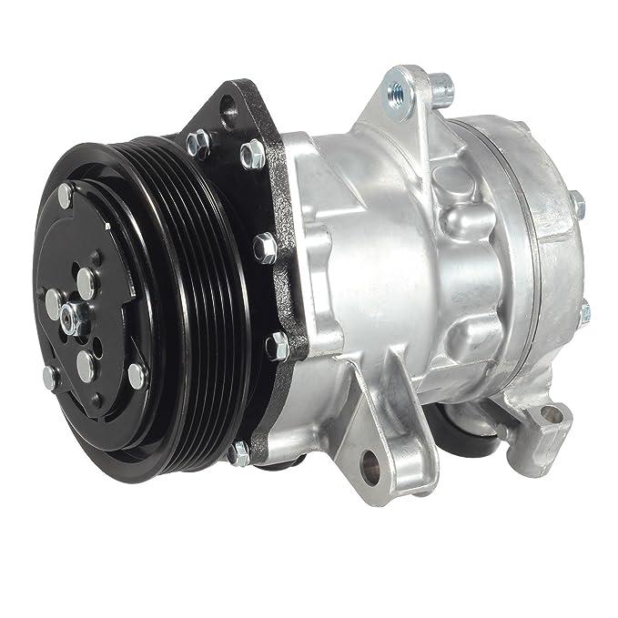 Amazon.com: AUTEX AC Compressor & A/C Clutch CO 4854C TEM254491 C580R 55056335AA Replacement for 2002 2003 Dodge Dakota 2002 2003 Dodge Durango 2002 2003 ...
