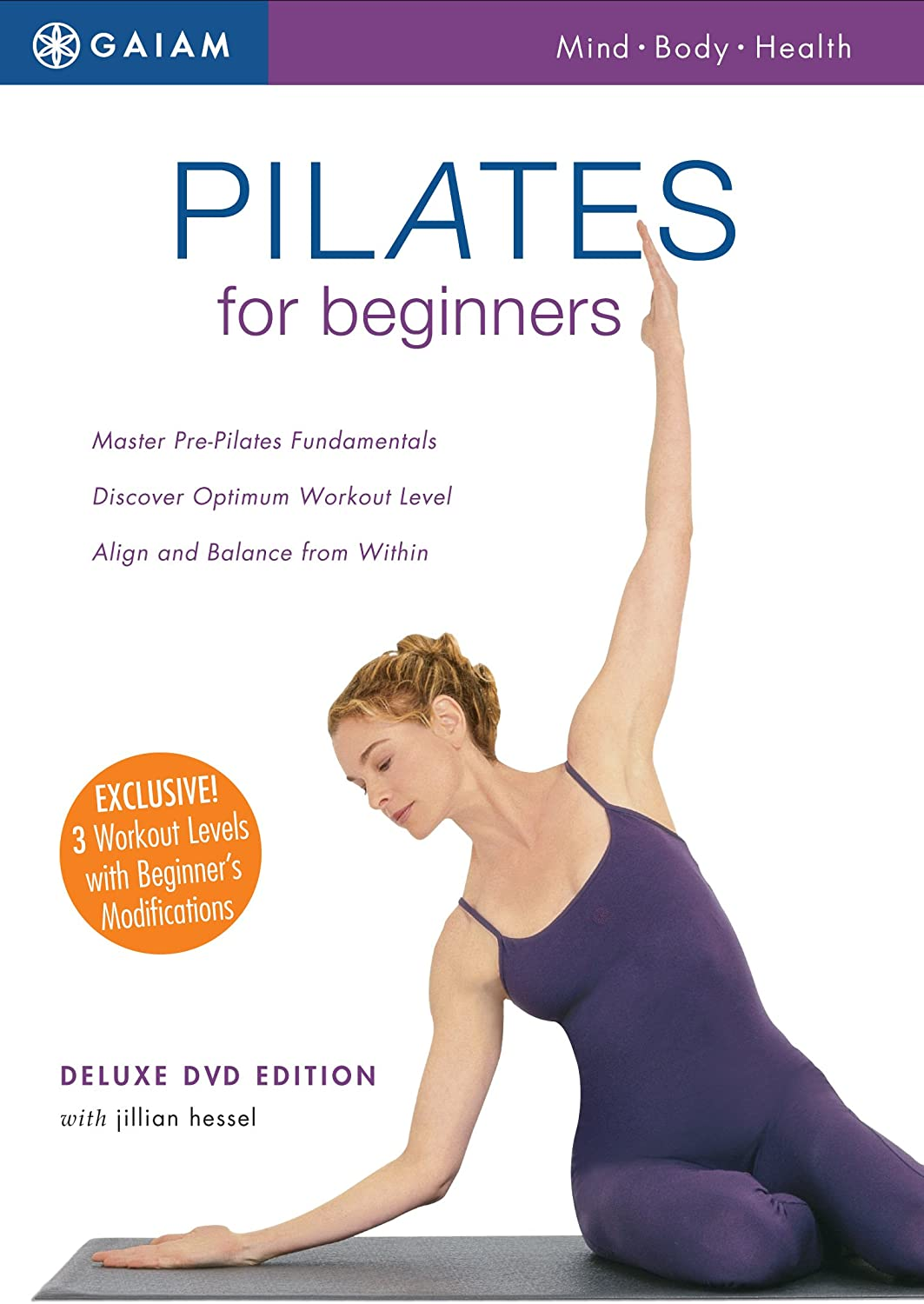 Amazon.com: Pilates for Beginners: Pilates for Beginners ...
