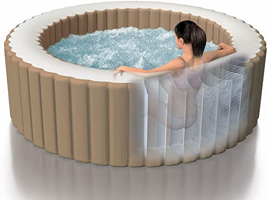 Intex Bubble Massage Whirlpool Pure SPA - Masajeador de Burbujas ...