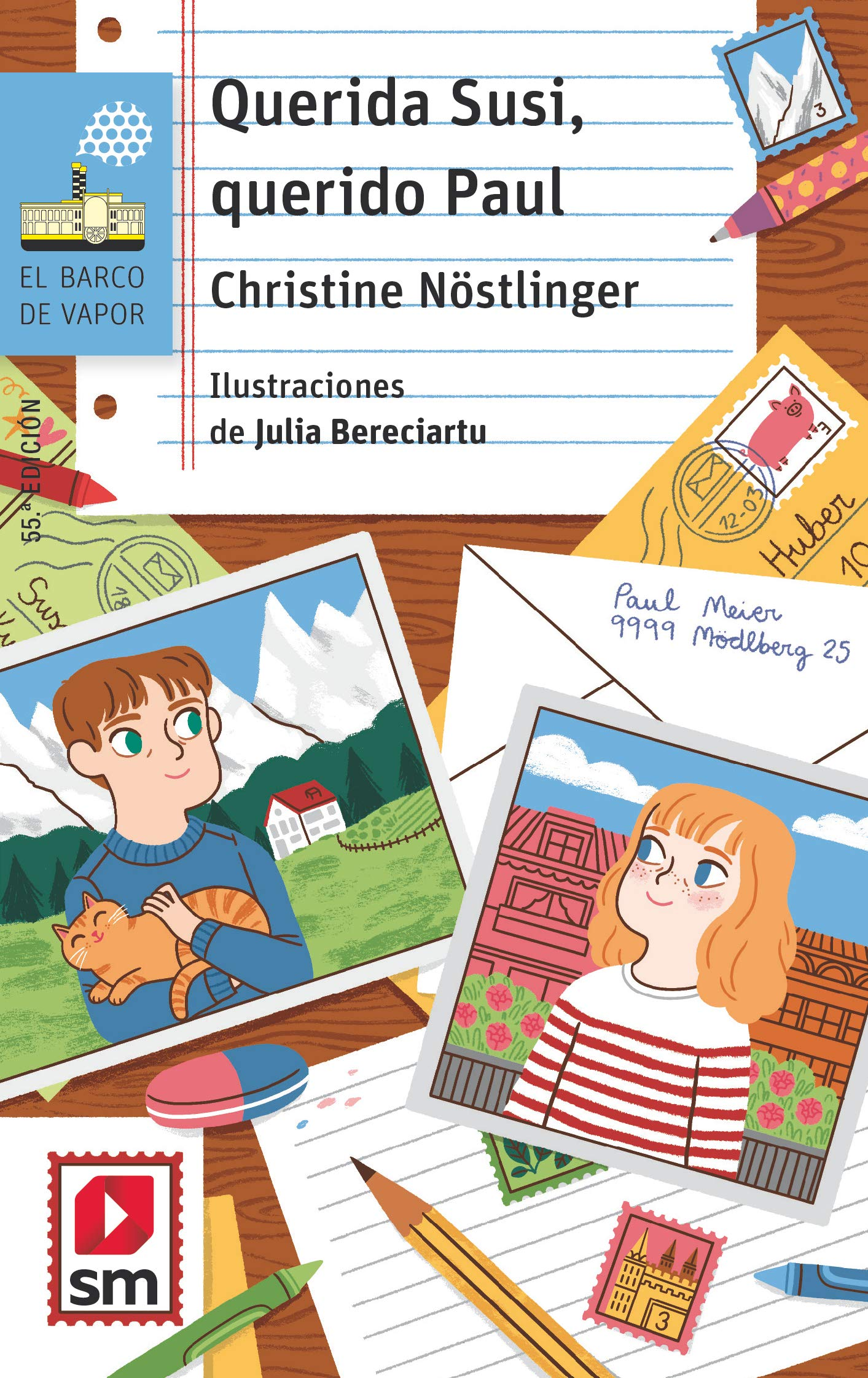 Querida Susi, querido Paul (Spanish Edition): Christine ...