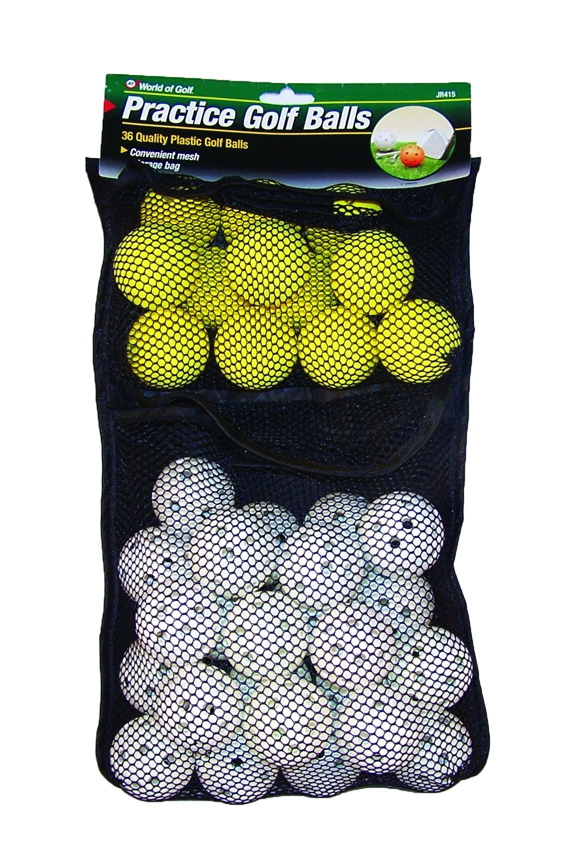 Jef World of Golf Gifts and Gallery, Inc. Foam/Whille Ball Assortment (Multicolor) by JEF WORLD OF GOLF (Image #1)