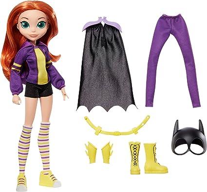 "DC Comics Superhero Girls Teen to Super Life Wonder Woman 11/"" Doll Action Figure"