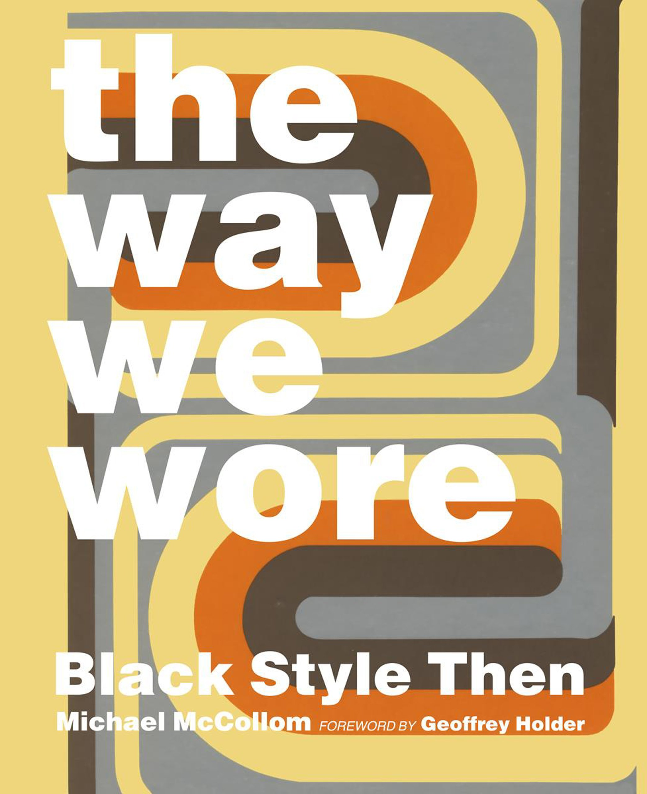 the way we wore black style then michael mccollom geoffrey