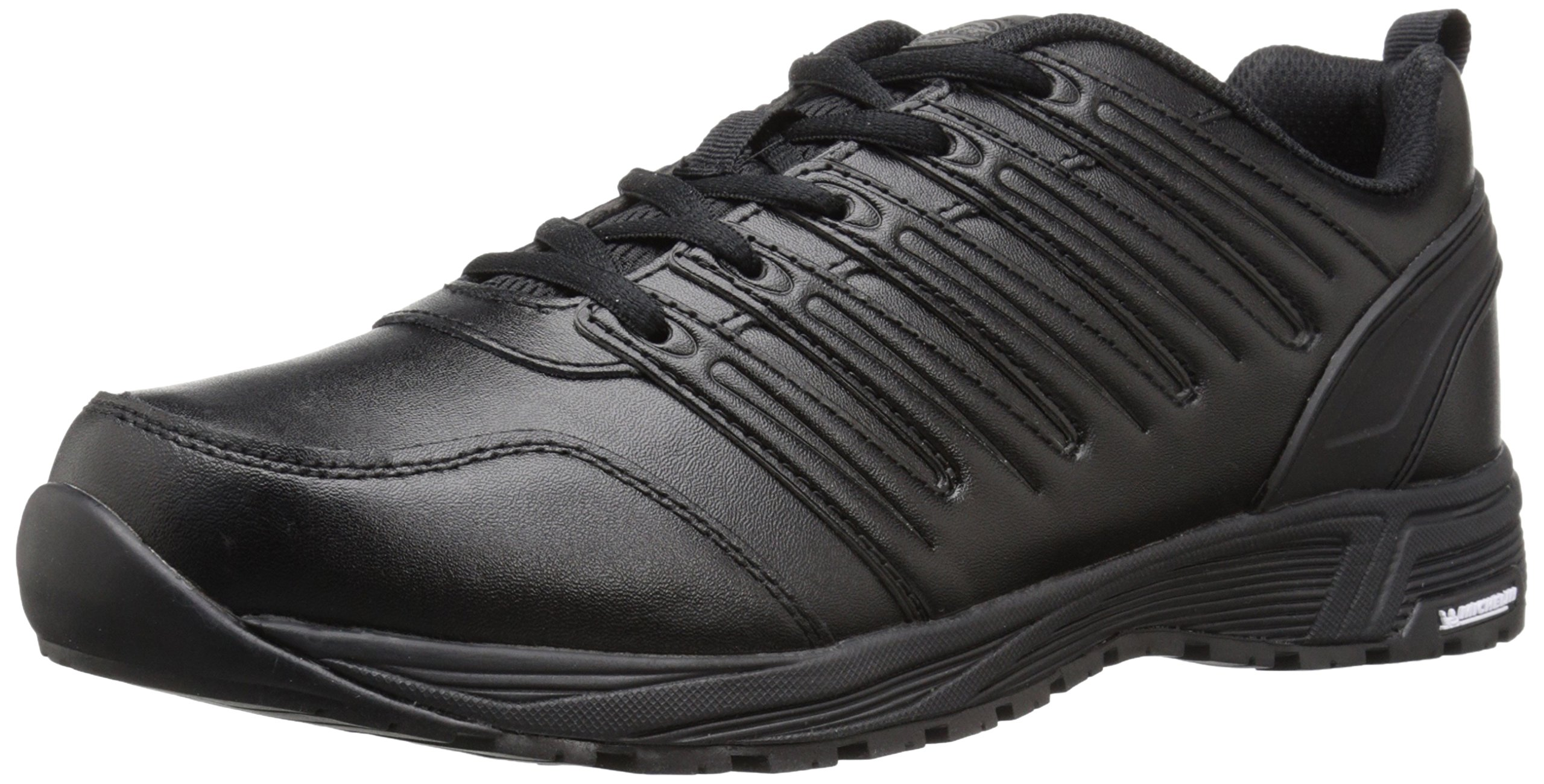 Dickies Men's Apex Health Care and Food Service Shoe, Black, 13 W US