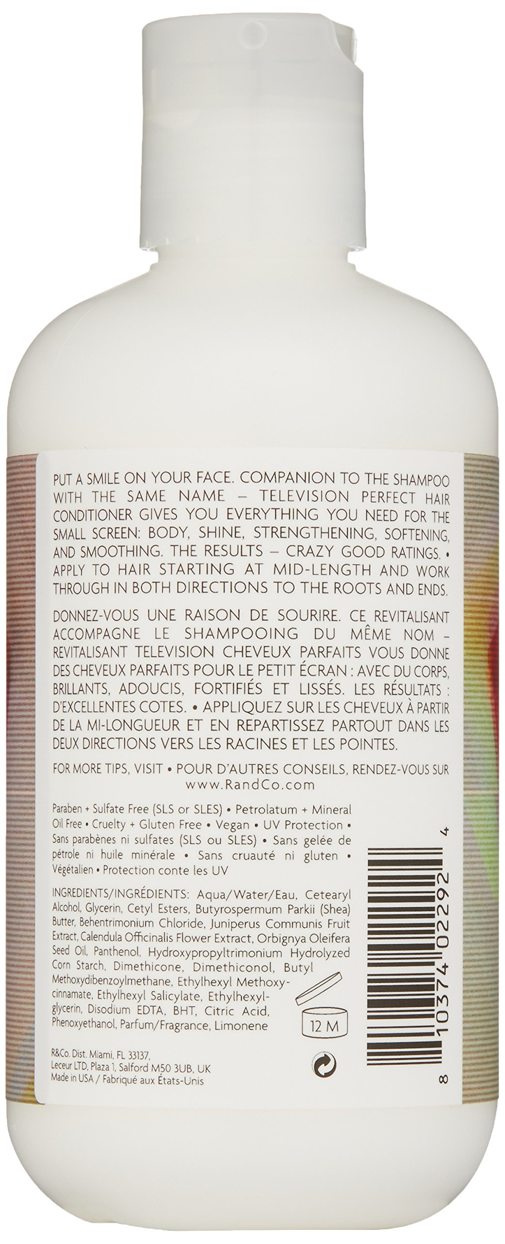 R+Co Television Perfect Hair Conditioner, 8 fl. oz. by R+Co (Image #2)