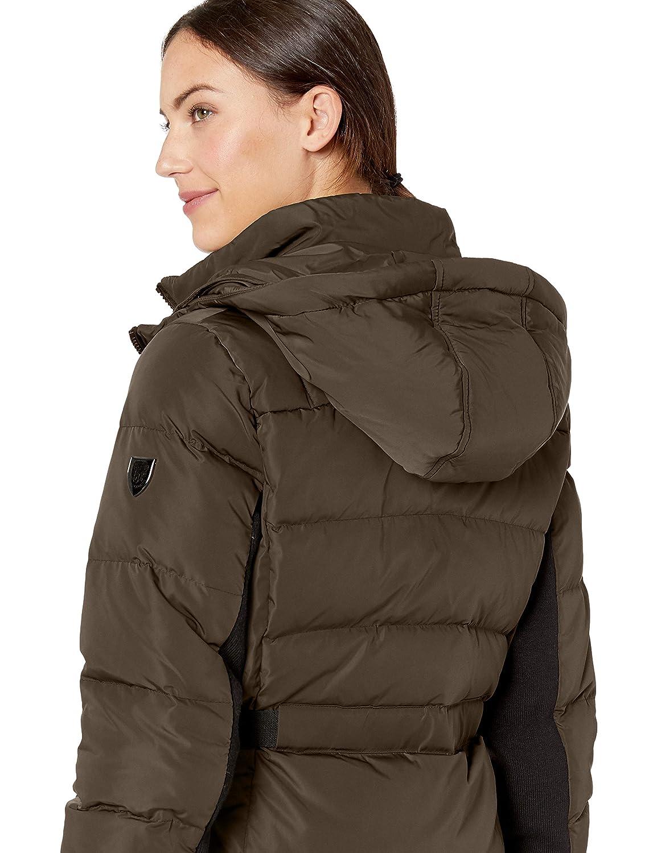 Vince Camuto Womens Heavyweight Warm Winter Parka Jacket Coat