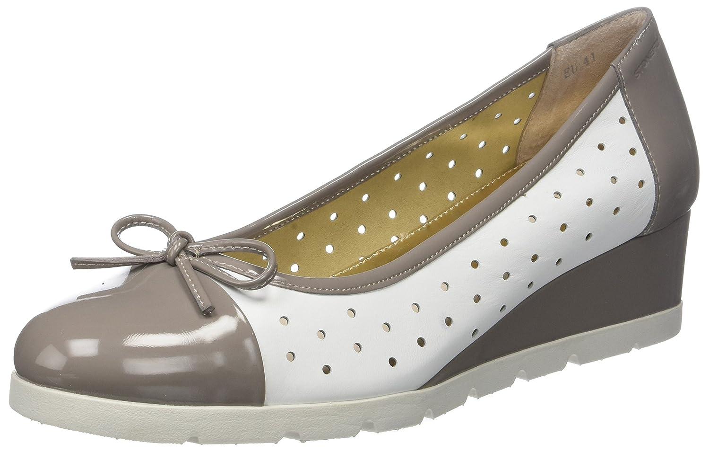 Stonefly Milly 4 Patent/Nappa, Zapatos con Plataforma para Mujer