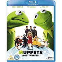 Muppets - Most Wanted