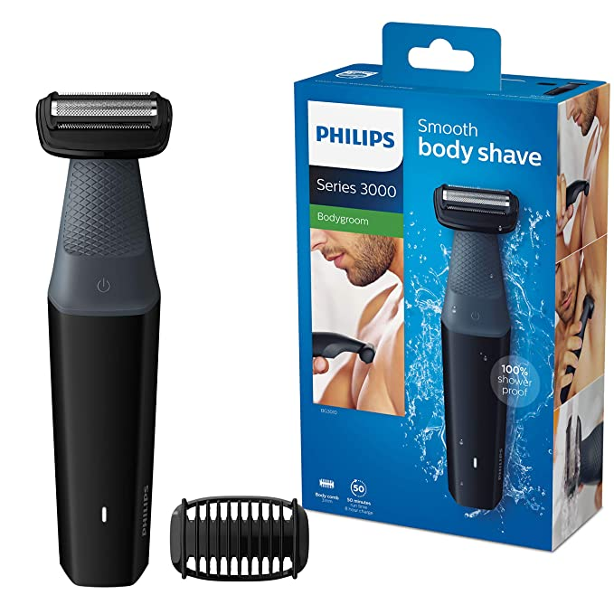 Philips BG3010/15 - Afeitadora Corporal Apta para la Ducha