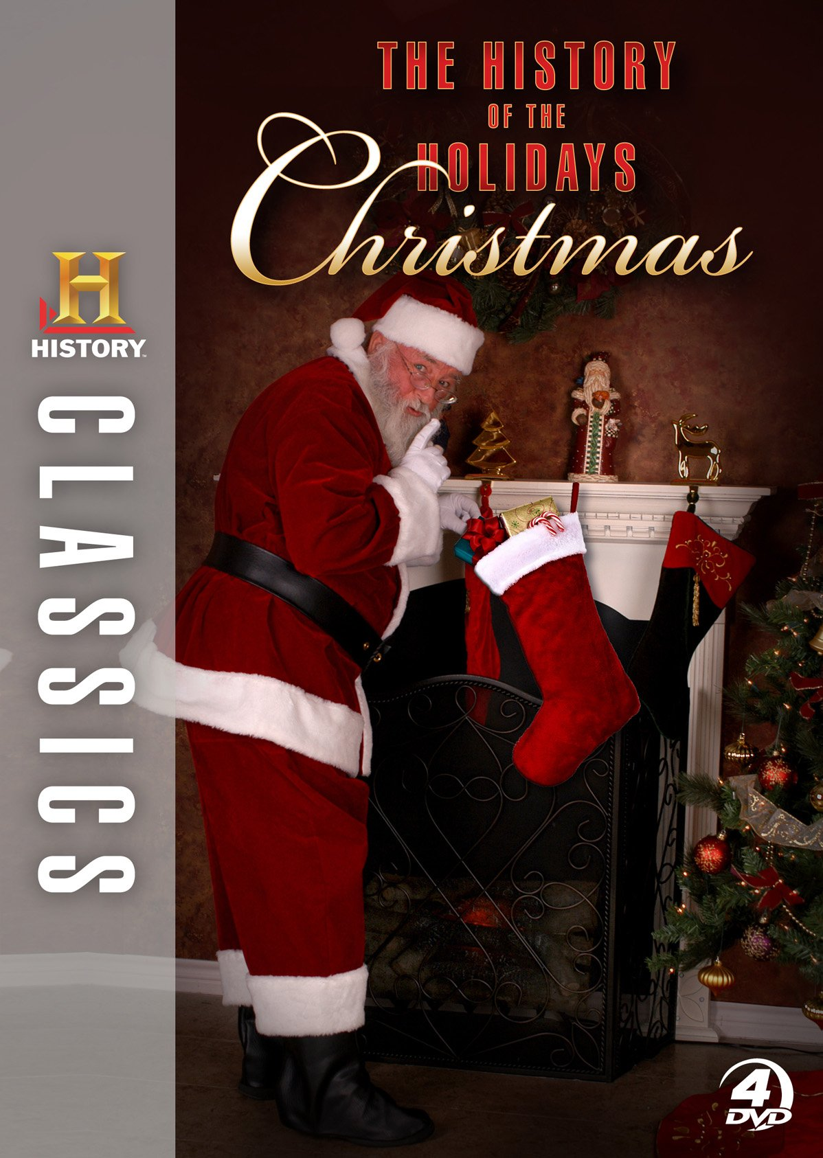 HISTORY Classics: The History of the Holidays: Christmas by A&E Entertainment