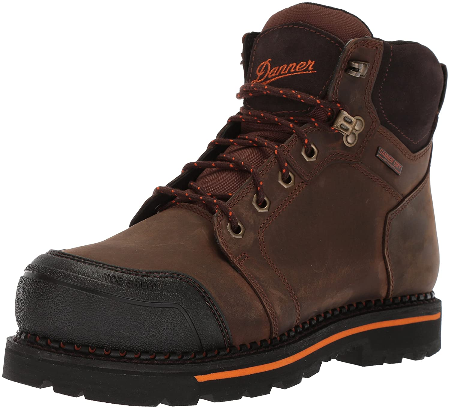 Danner メンズ 13247 B074KKBLT5 9.5 2E US|Brown Nmt Brown Nmt 9.5 2E US